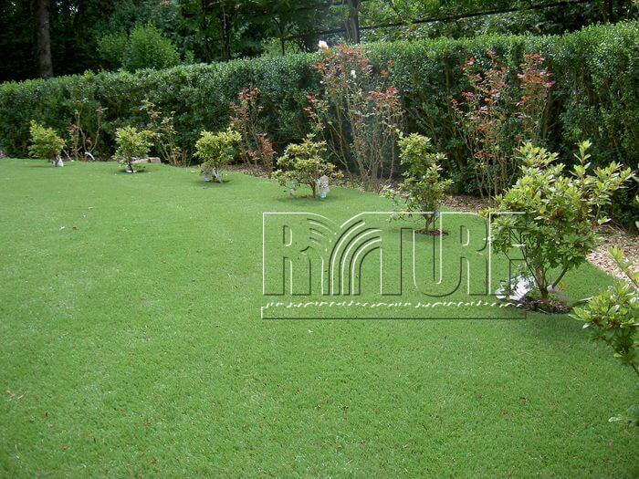 私人豪宅人工草景觀