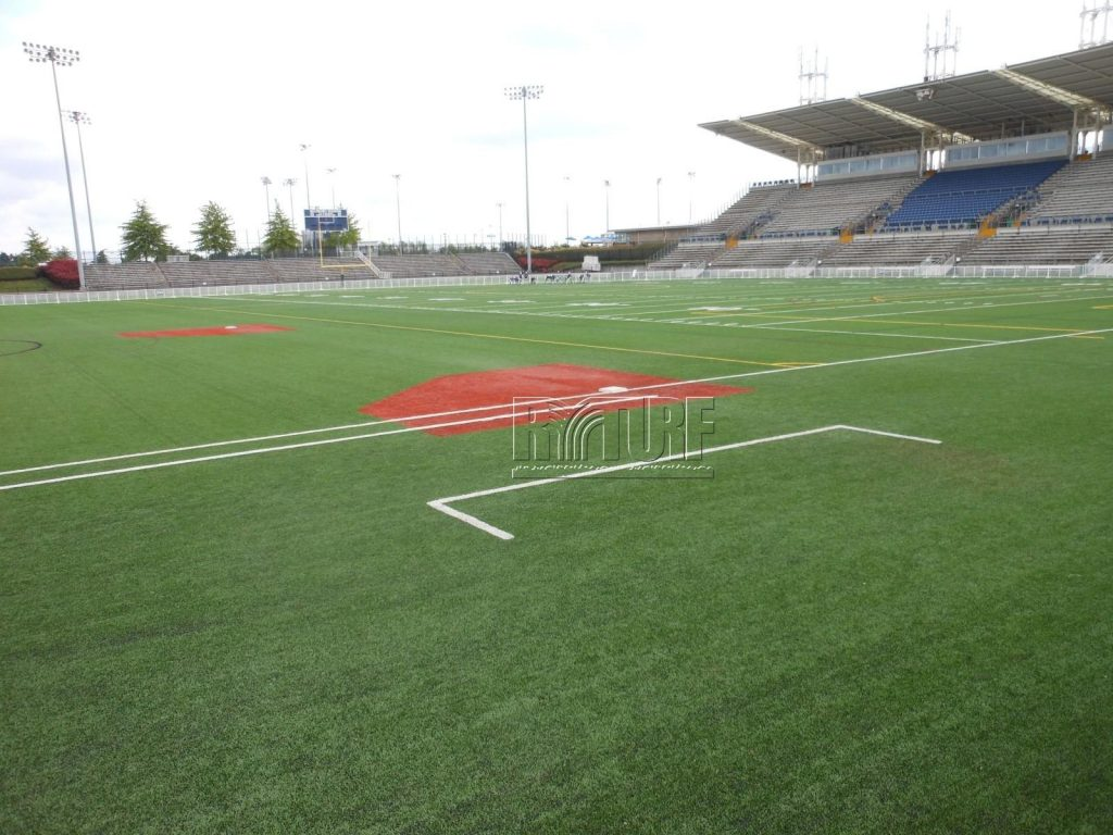 人工草棒球場
