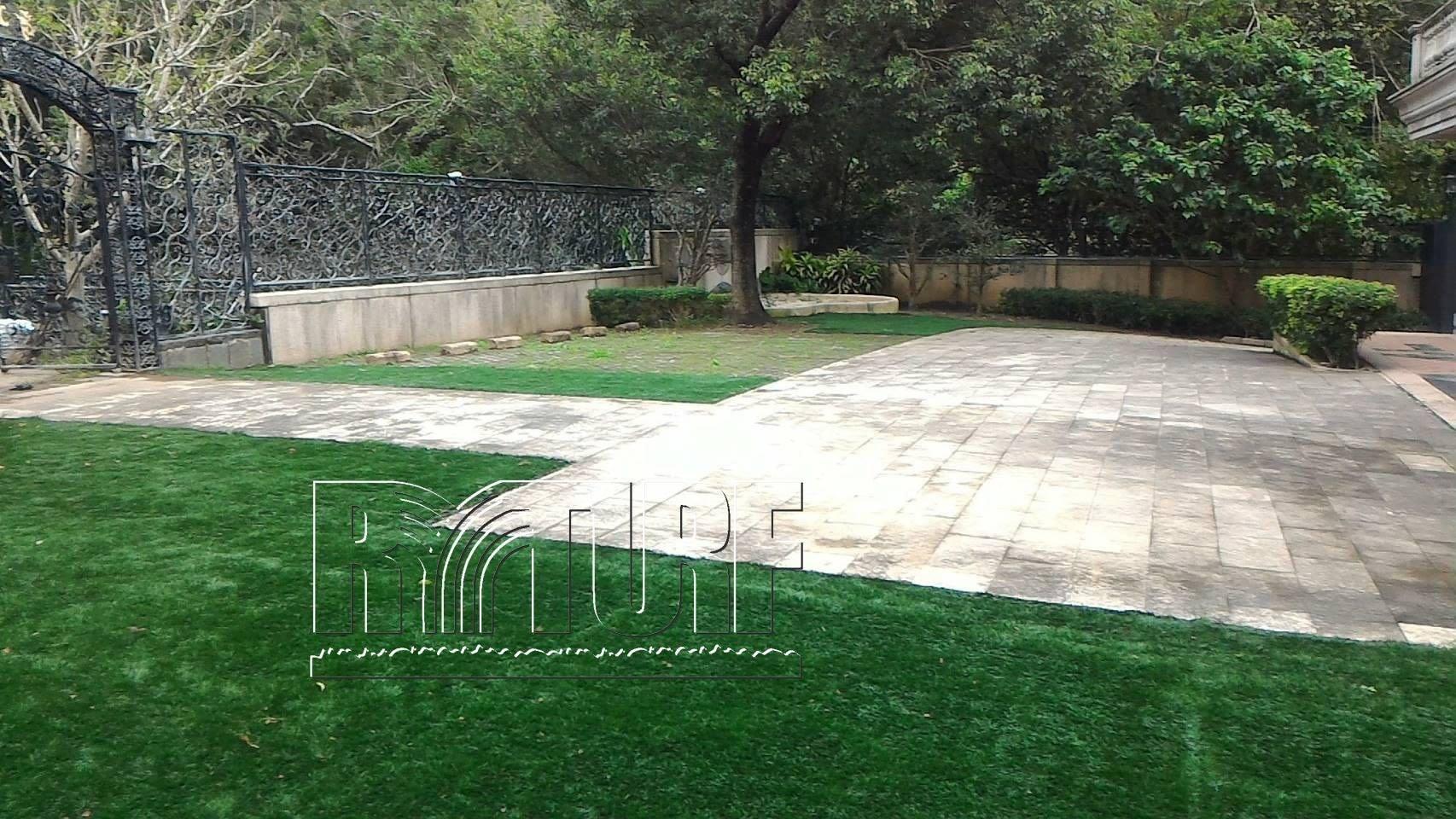 台北市陽明山私人豪宅戶外庭院