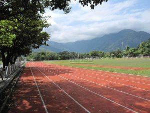 國立宜蘭南澳高中人工草跑道