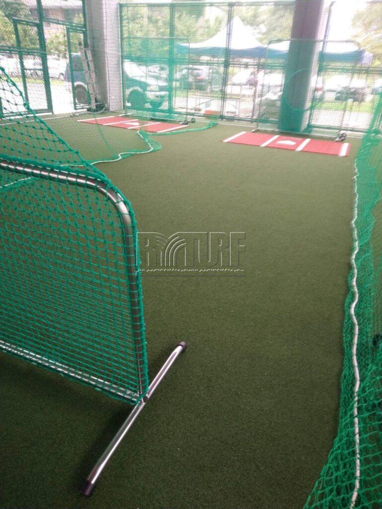 宜蘭三星國中人工草棒球練習場