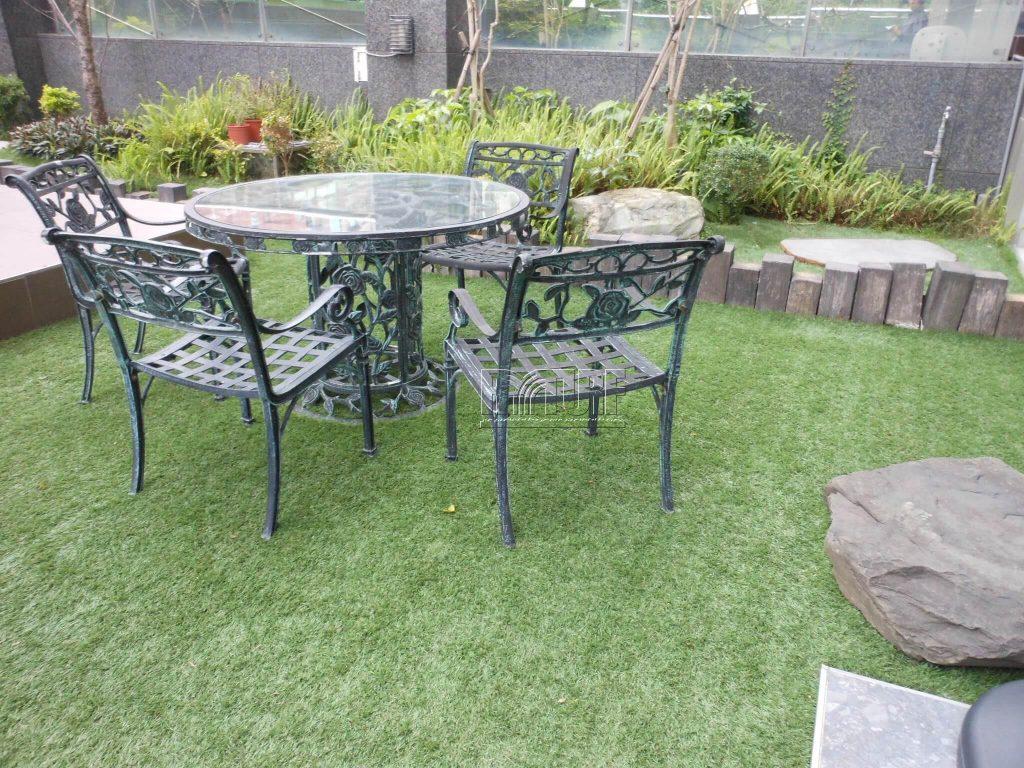 庭院人工草
