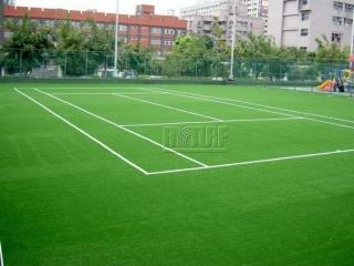 新北市板橋區民生公園人工草網球場