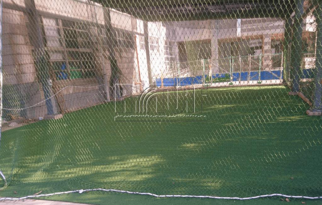 桃園楊梅楊心國小人工草棒球練習場