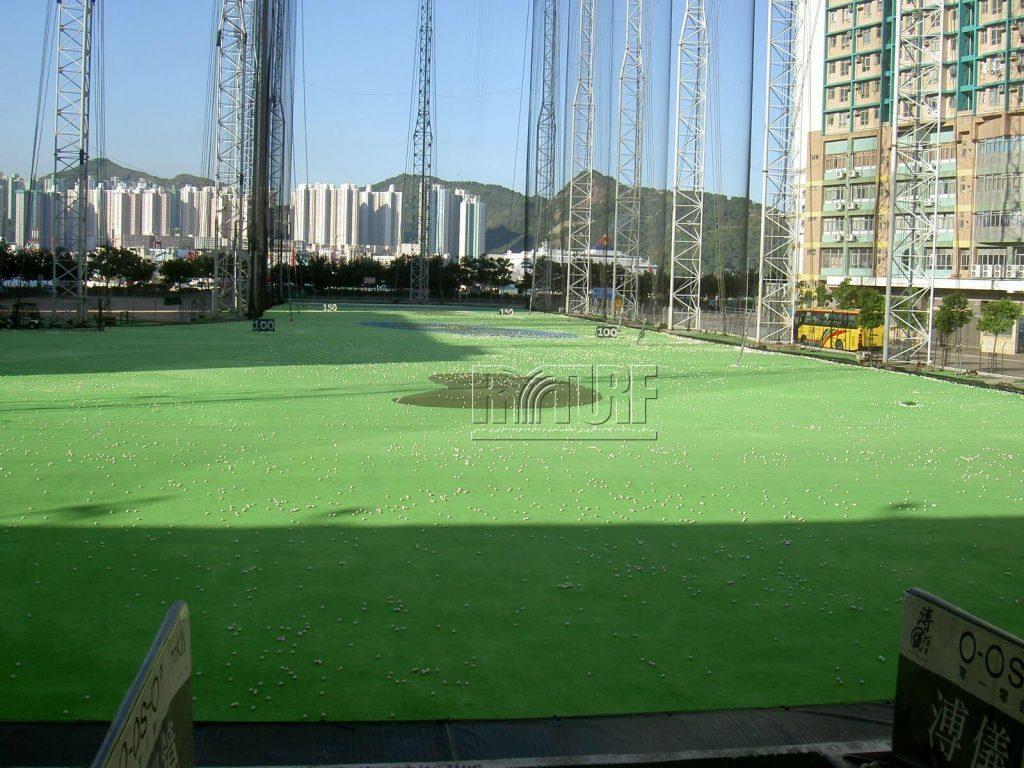 香港人工草高爾夫練習場