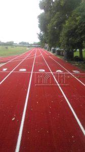 高雄馬禮遜美國學校人工草跑道