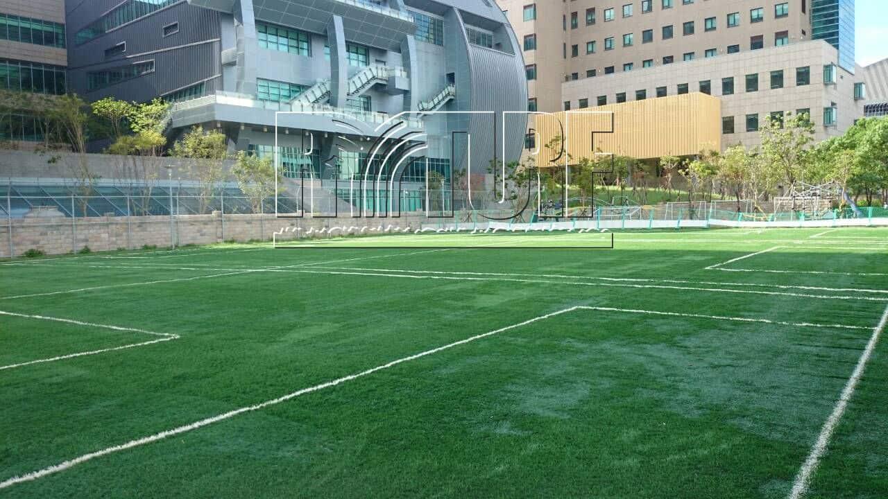 填砂式足球場