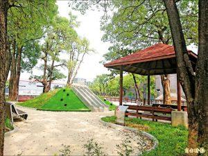 台南竹溪景觀改造